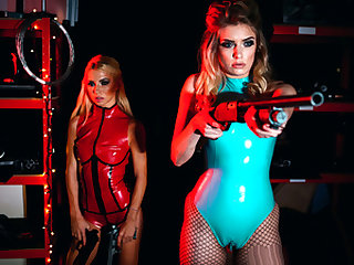 Girls with Guns Scene 3