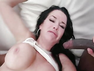 Veronica Avluv BBC DAP asslicking and cum eating GIO1141